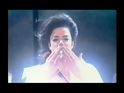 Michael Jackson - World  Awards 1996