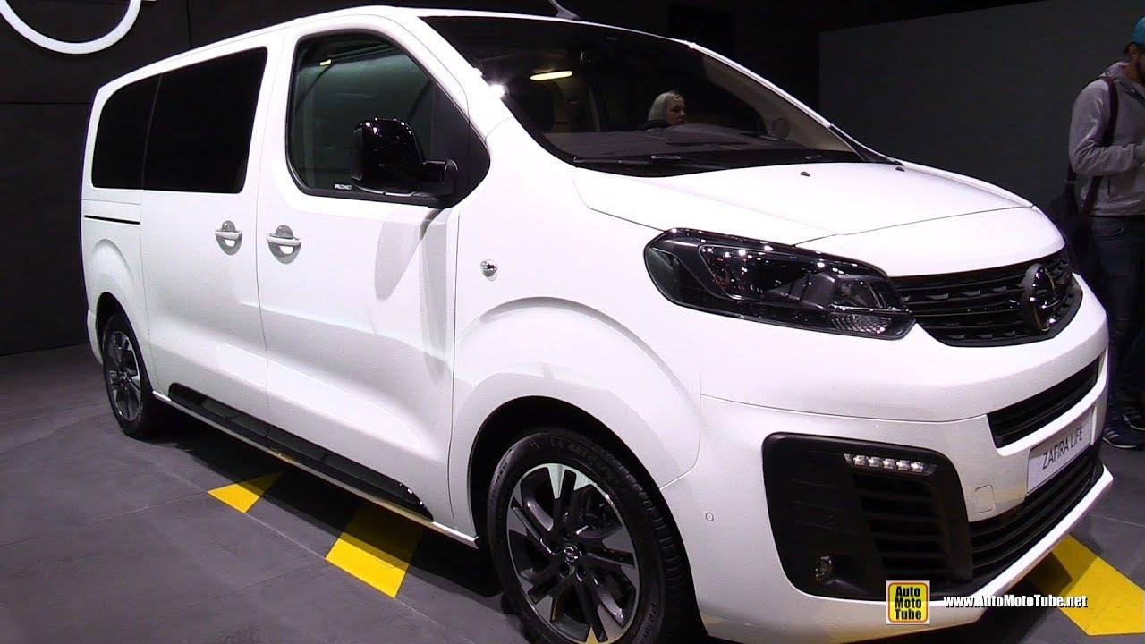 opel zafira 2021 interior  car wallpaper
