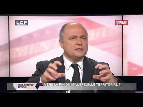 Parlement hebdo - Invité : Bruno Le Roux