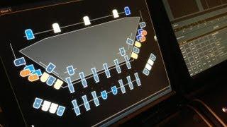 Interactive Lighting Plan | ETC EOS Magic Sheets