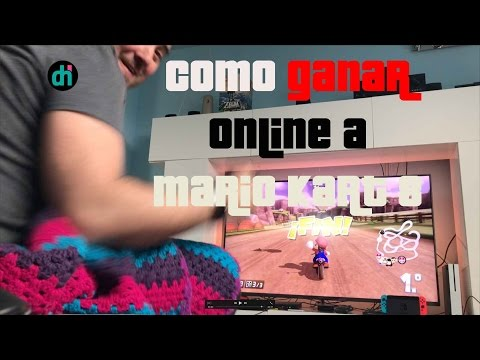 TRUCOS para ganar ONLINE en Mario Kart 8 Deluxe para Nintendo Switch