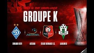 Tirage au sort Des Poules de L'Europa League - Ma Réaction En Live! - Stade Rennais