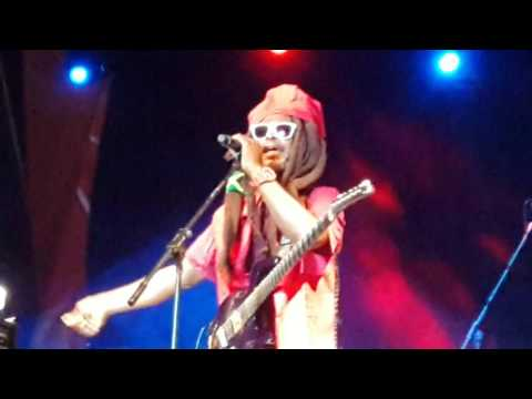 Pure Grenada Music Festival 2016 #Night Reggae