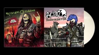 Acidez & Malignant Tumour  (Split Ep 7
