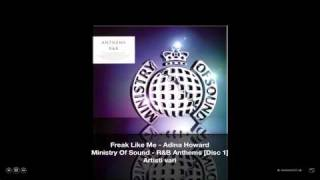 Ministry Of Sound R&B