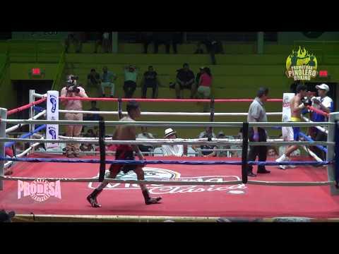 Hector Herrera VS Jenn Gonzalez - Pinolero Boxing Promotions