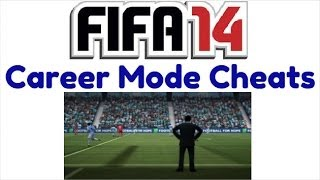 FIFA 14 Career Mode - Free Players Cheat