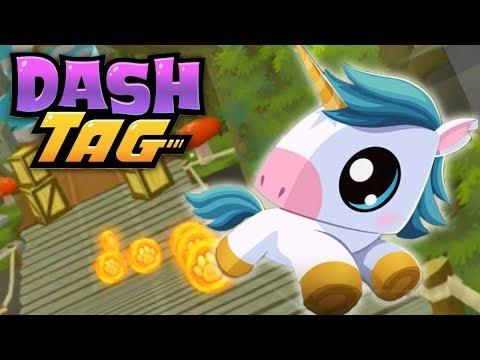 Tagging 25 Pets In Dash Tag | Dash Tag Animal Jam