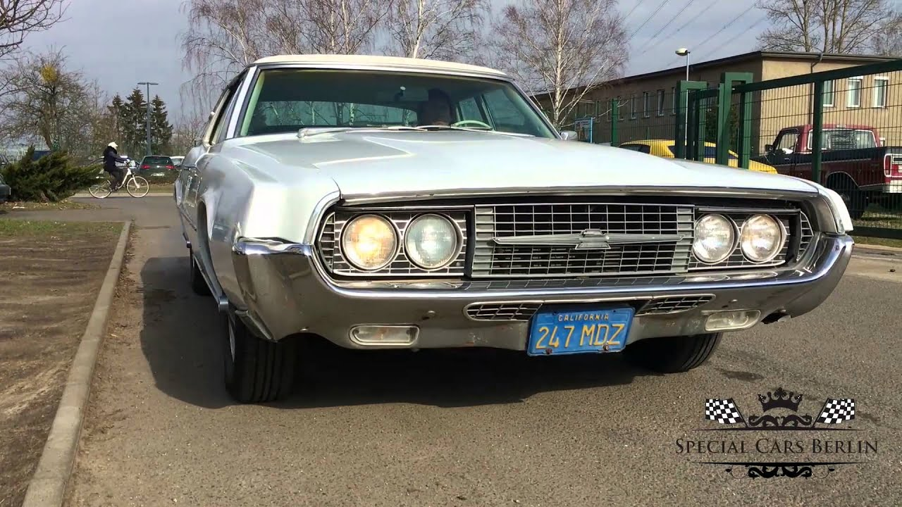 1967 Ford Thunderbird V8 390 4door Suicide Doors
