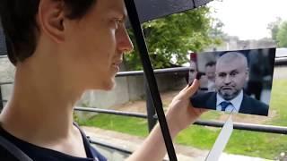Репост  Срочно  Марк Фейгин в московском зоопарке Скрытая камера наблюдения  Шок  Треш  Хорор
