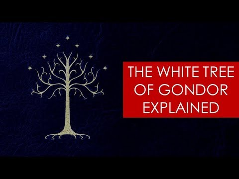Download Youtube: The White Tree of Gondor EXPLAINED [ Lord of the Rings Lore and History ]
