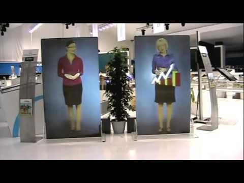 Proart Media Sanal Asistan Pulkova Havalimanı St.Petersburg