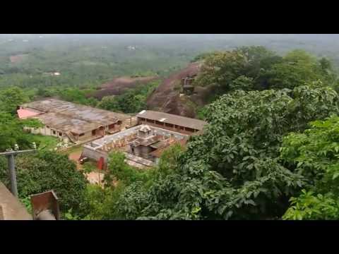 Hill station near Mangalore, Karinja
