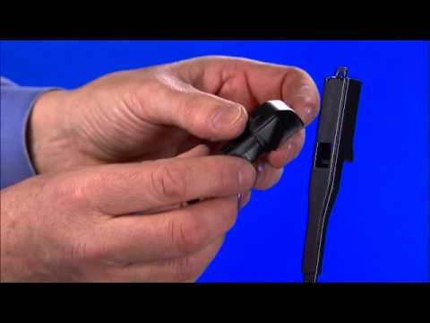 Anco Wiper Blades >> Michelin wipers installation instructions