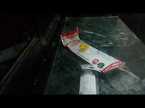 Uniball click gel pen unboxing