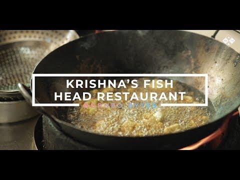 Borneo Bytes: EP 10 - Krishna's Fish Head Restaurant