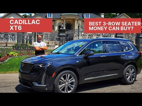 2020 Cadillac XT6 | All You Need To Know About Cadillac XT6 | Full Review