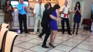 Секс Танцор на Свадьбе