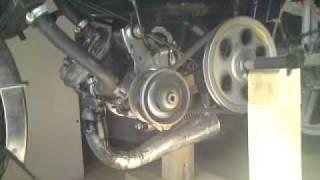 moteur 103 gonflé