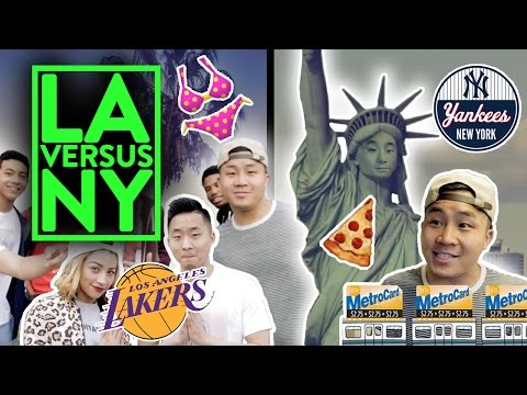 DIFFERENCES BETWEEN LA & NEW YORK   Fung Bros