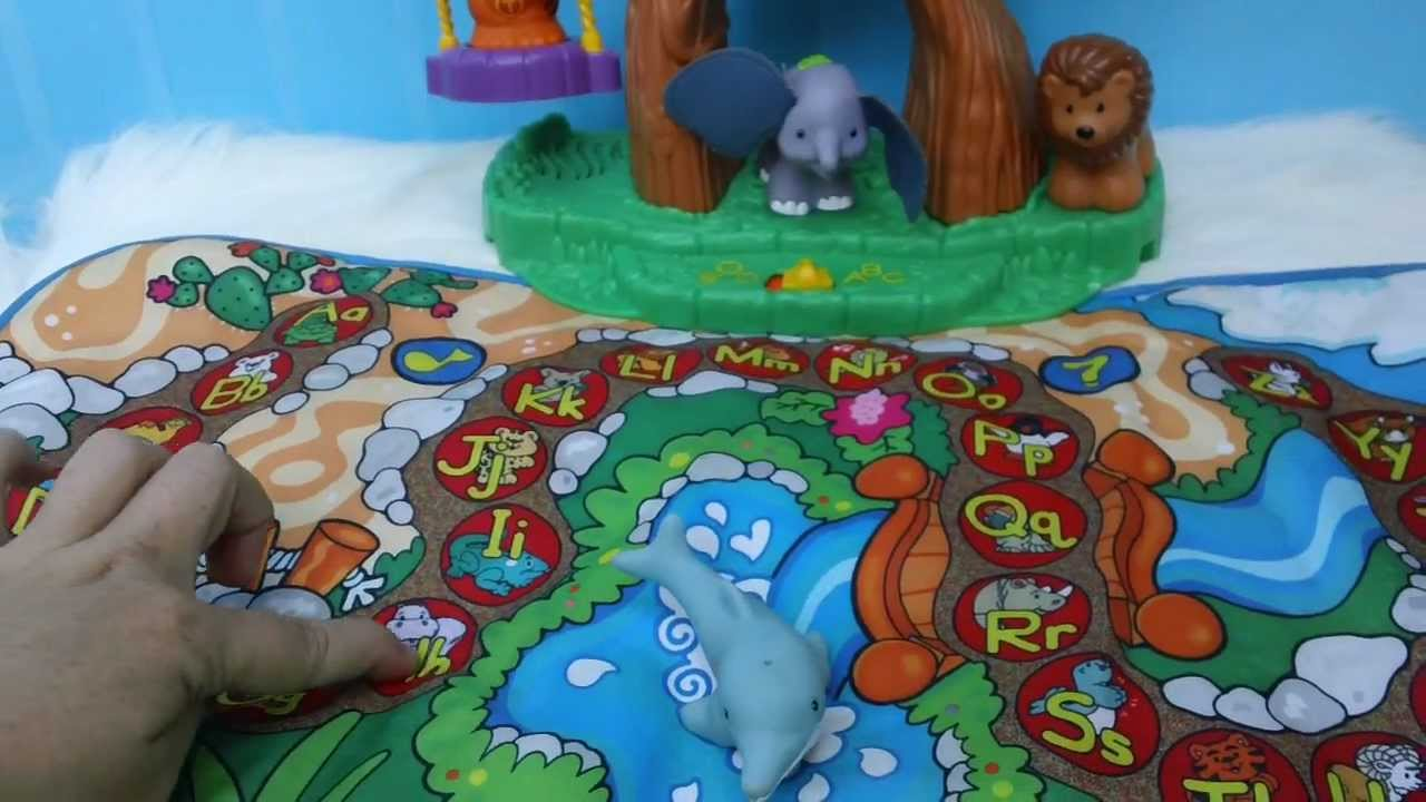 Fisher-Price Little People A to Z Learning Zoo By copter-shop ...