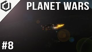 Space Engineers | Planet Wars - EP 8 | Mounting Defences!