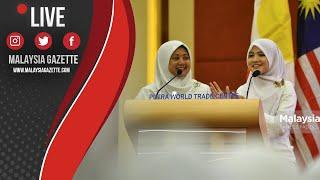 MGTV LIVE : Pentas Anak Muda (Puteri UMNO & Ameera PAS) #HPU14