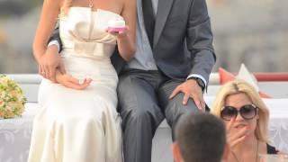Тамерлан и Алена Омаргалиева, свадебная фотосессия.avi