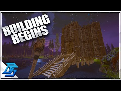 Super Build Beginnings, Journey Through Enemy Camps! - Citadel: Forged with Fire - Pt. 2