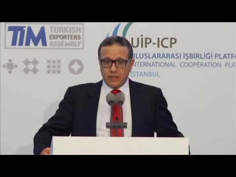 Opening Speeches- Najib Mikati, Mohammed Boussaid, Ali Kopuz -3-