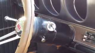 69 Hurst Olds convertible 68