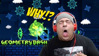 THIS SH#T IS TOO FIRE!! [GEOMETRY DASH 2.0]