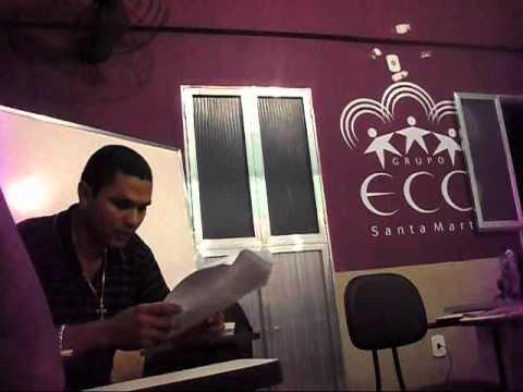 Rapper Fiell, ler estatuto da radio Santa Marta!