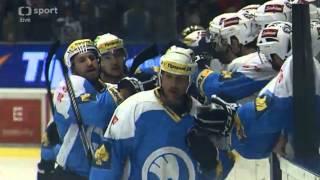Czech ice hockey league quaterfinals Game 7 Pilsen vs Litvinov