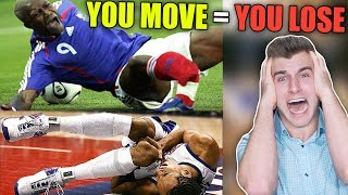Try Not To Move Challenge! (Bone Cracking Compilation)