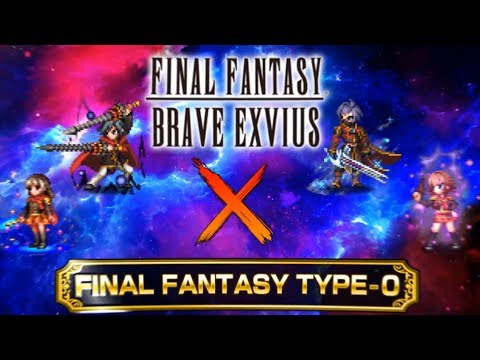 【FFBE】FINAL FANTASY TYPE-0 joins the fray!【Global】