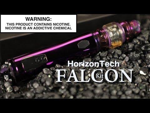 Falcon 80W Starter Kit By HorizonTech ~Vape Kit Review~