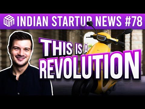 Download Ola Electric Scooter: Most Pre-Booked in the World | Byju's $500 Million Acquisition | A New Unicorn