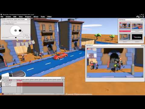 What is Muvizu? Awesome free animation software!