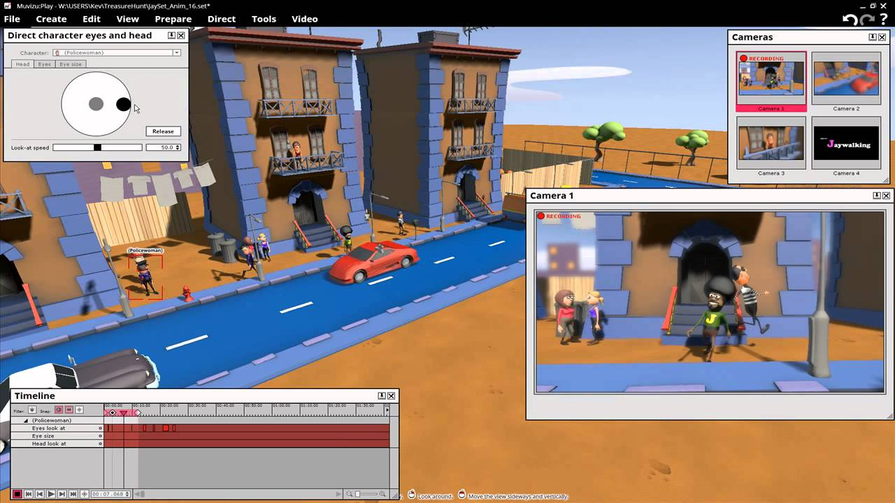 What is muvizu awesome free animation software youtube for 3d rendering online