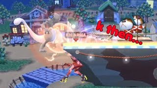WTF Moments and Hitboxes in Smash 4 #2