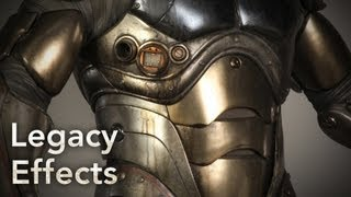 PACIFIC RIM Behind The Scenes: The Pilot Suits - Legacy Effects streaming