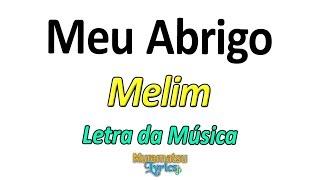 Baixar Melim - Meu Abrigo - Letra / Lyrics