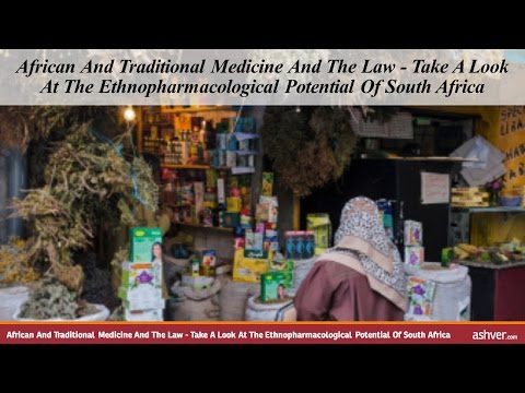 African And Traditional Medicine And The Law - Take A Look