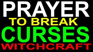 6-Hour DELIVERANCE, CURSE BREAKING & WITCHCRAFT REMOVAL by Brother Carlos. Healing Prayer Series