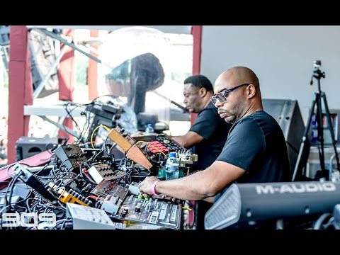 Octave One | 909 Festival, Amsterdam DJ Set | DanceTrippin
