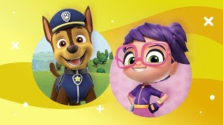 Abby Hatcher + PAW Patrol Team Up for the Rescue! | PAW Patrol Official & Friends