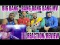 FIRST BIG BANG 뱅뱅뱅 - BANG BANG BANG MV REACTION/REVIEW