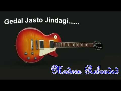 Neetesh jung kunwar - gedai jasto jindagi (lyrics)Official