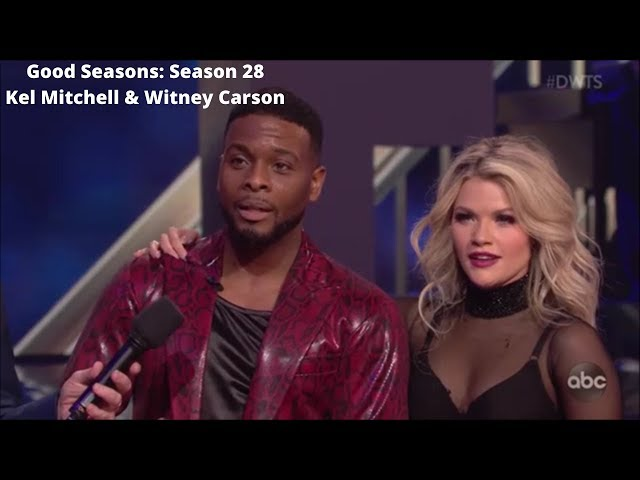 Good Seasons\: Season 28 Kel Mitchell & Witney Carson